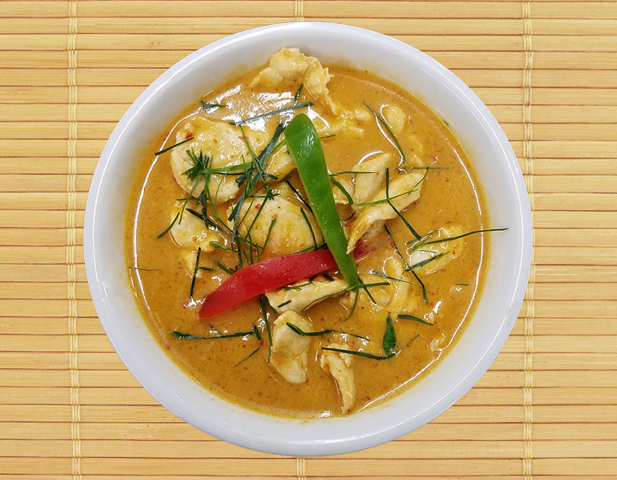 Panang Curry Image