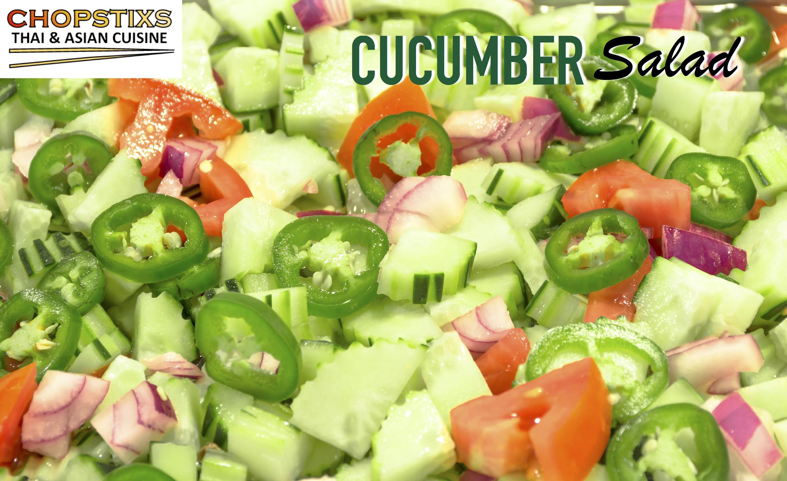 Cucumber Salad Image