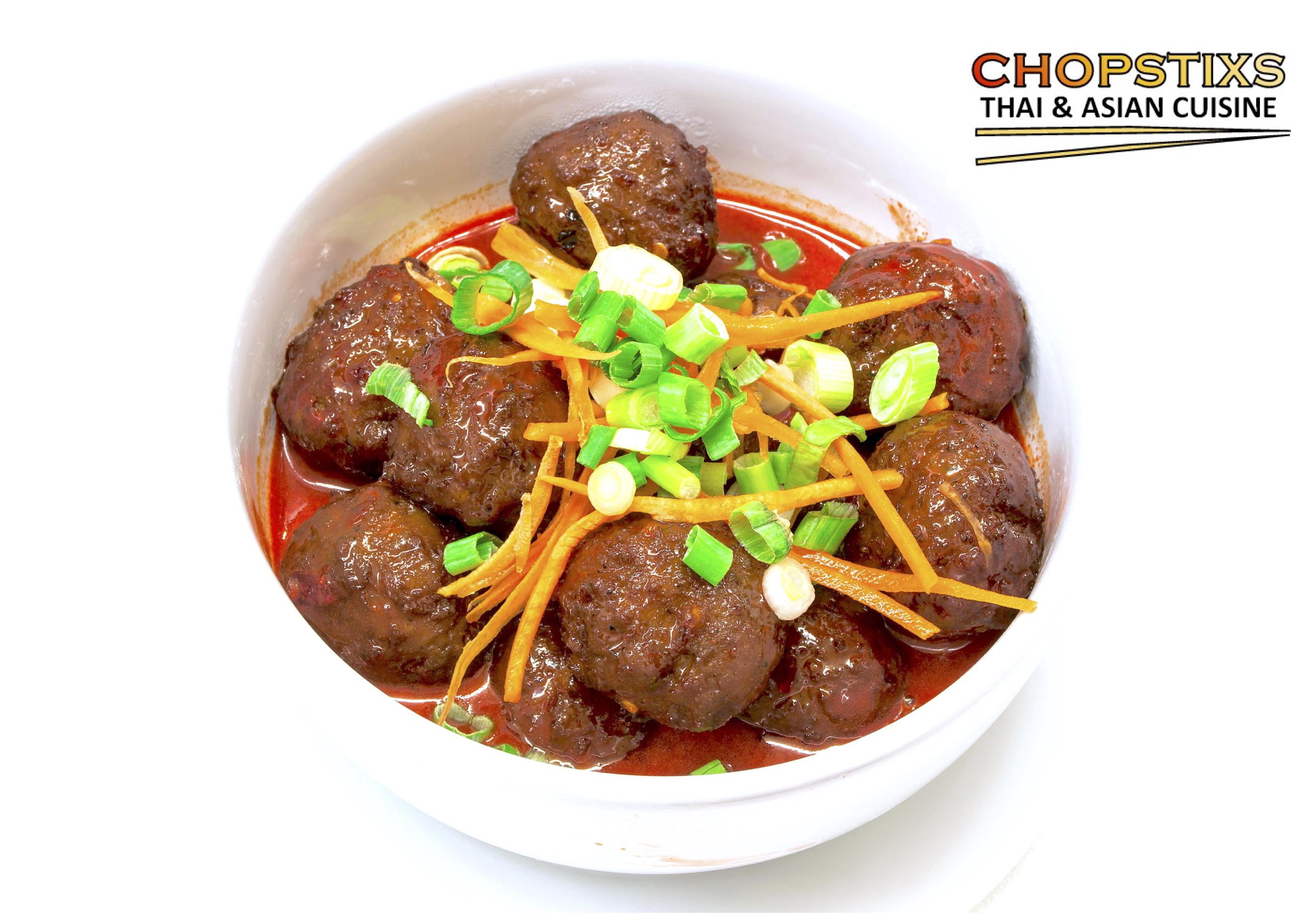 Spicy Meat Balls (14 Pcs.) Image