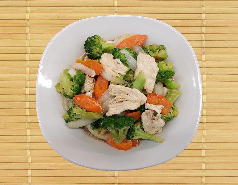 Chicken Broccoli Image