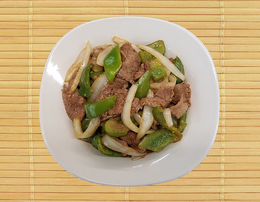 Pepper Steak Image