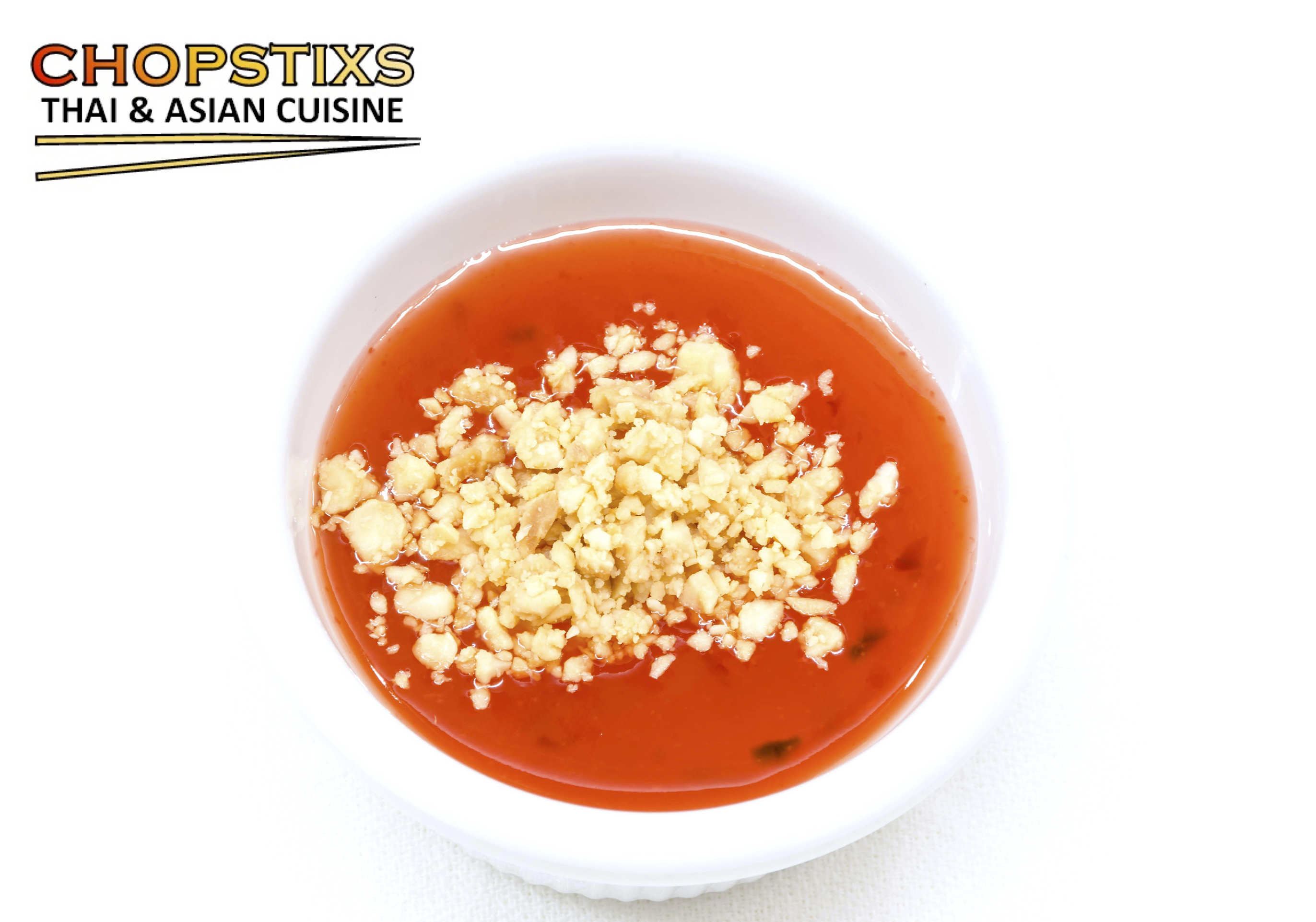 Thai sweet & sour sauce W/ Ground peanut Image