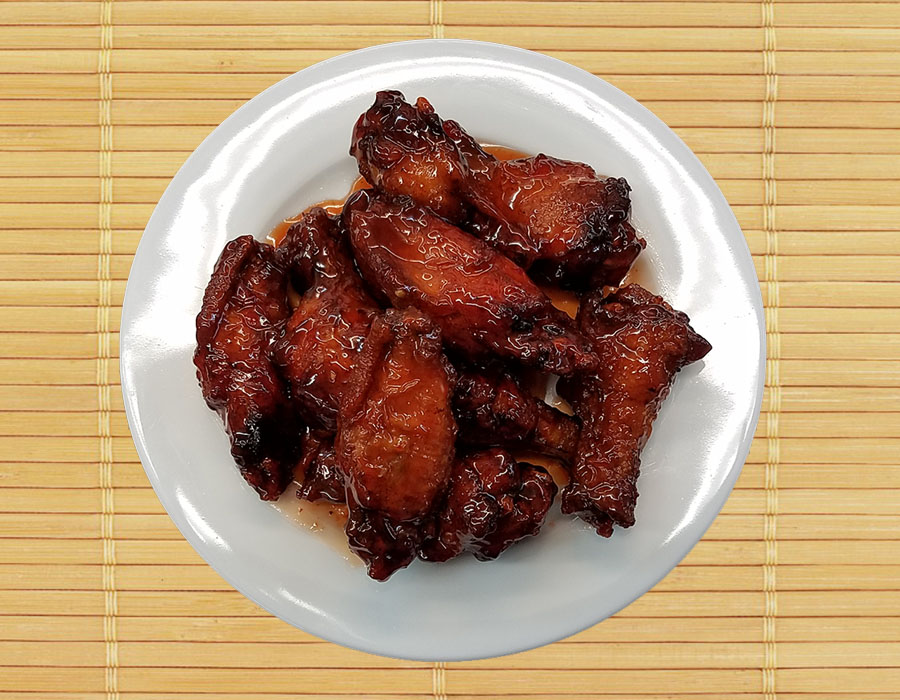 Spicy Chicken Wings (10 Pcs.)