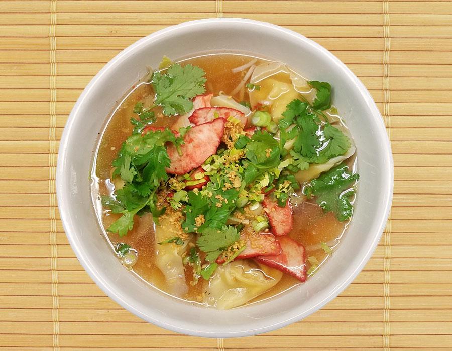 Thai Wonton Soup Image