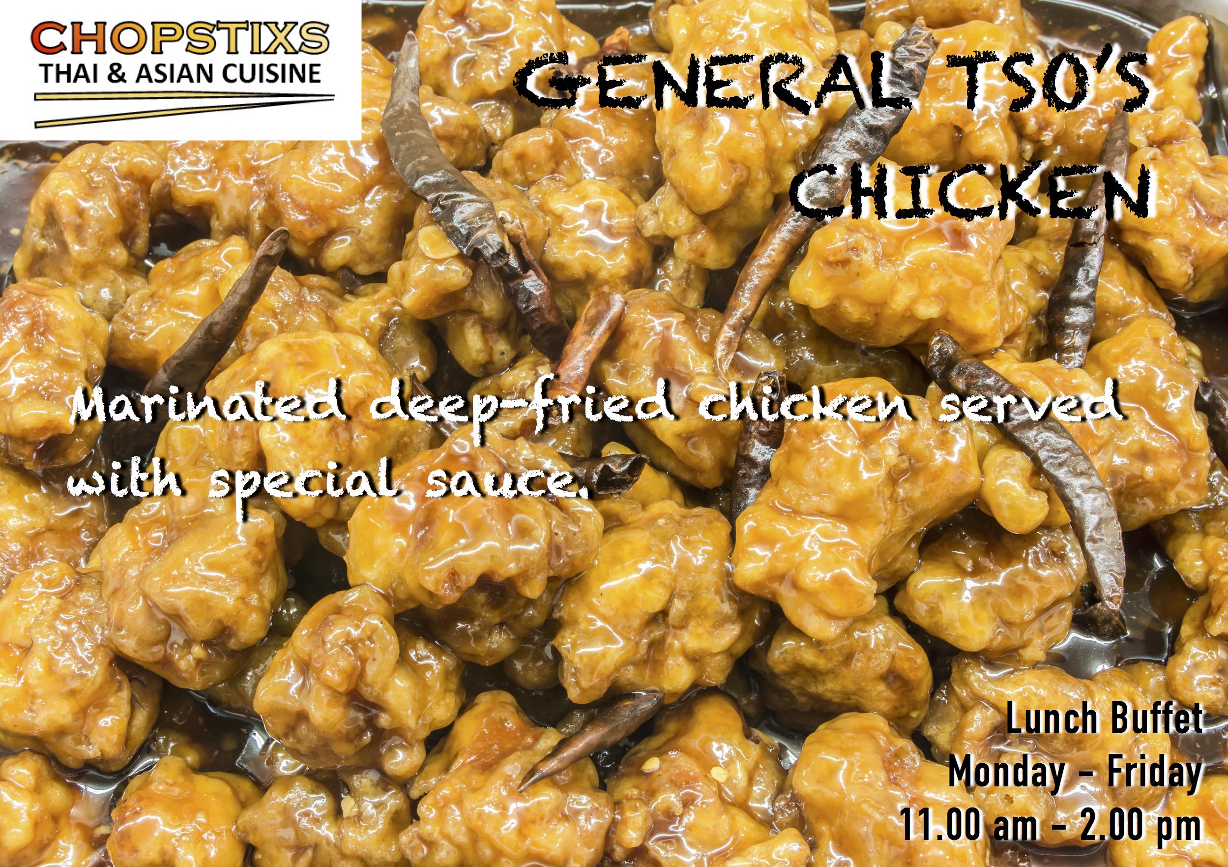 General Tsos Chicken Image