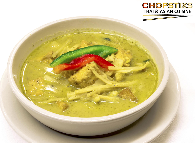 Gang Kiew Whan (Green Curry) Image