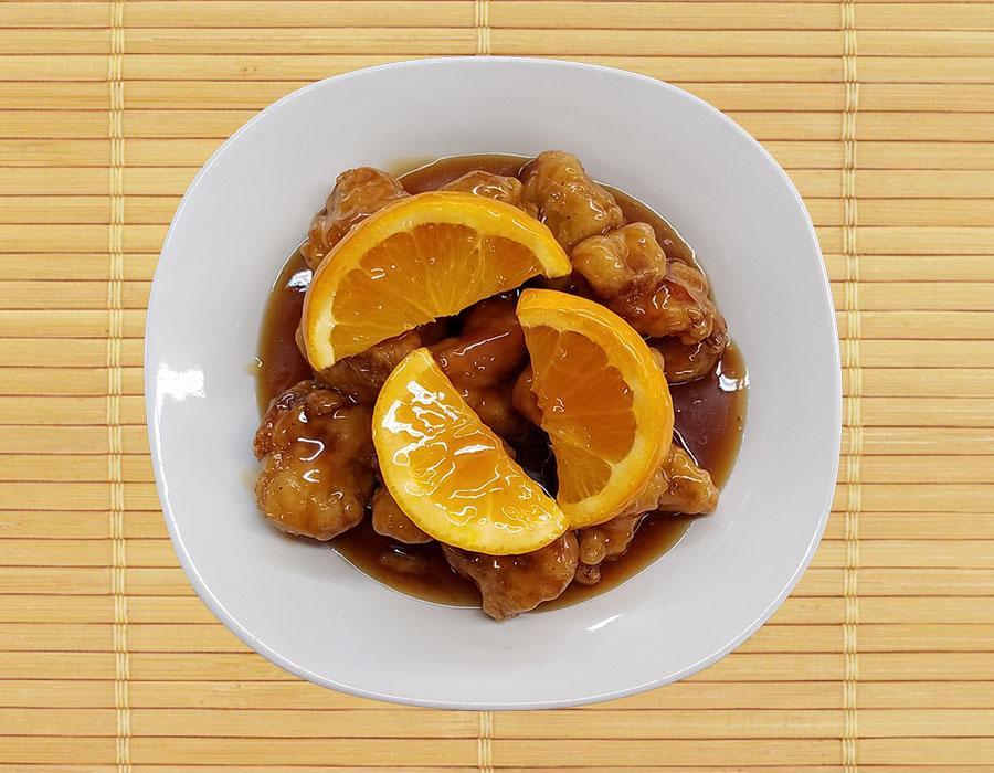 Orange Chicken Image