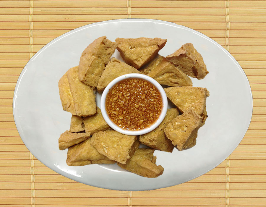 Fried Tofu Image