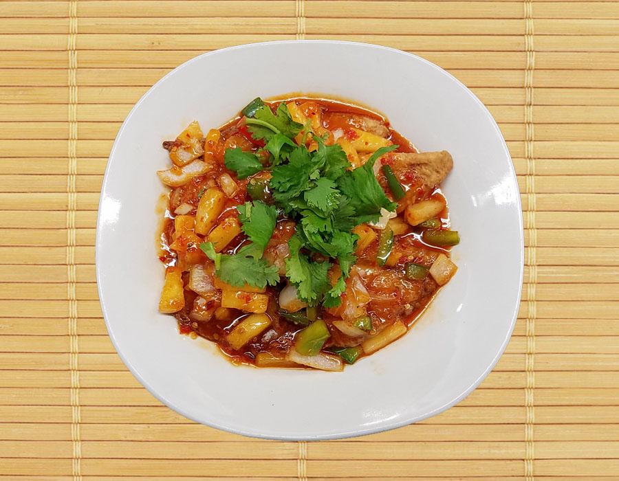 Thai Three Flavored Fish Image