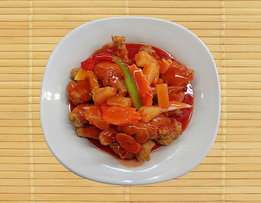 Sweet and Sour Chicken Image
