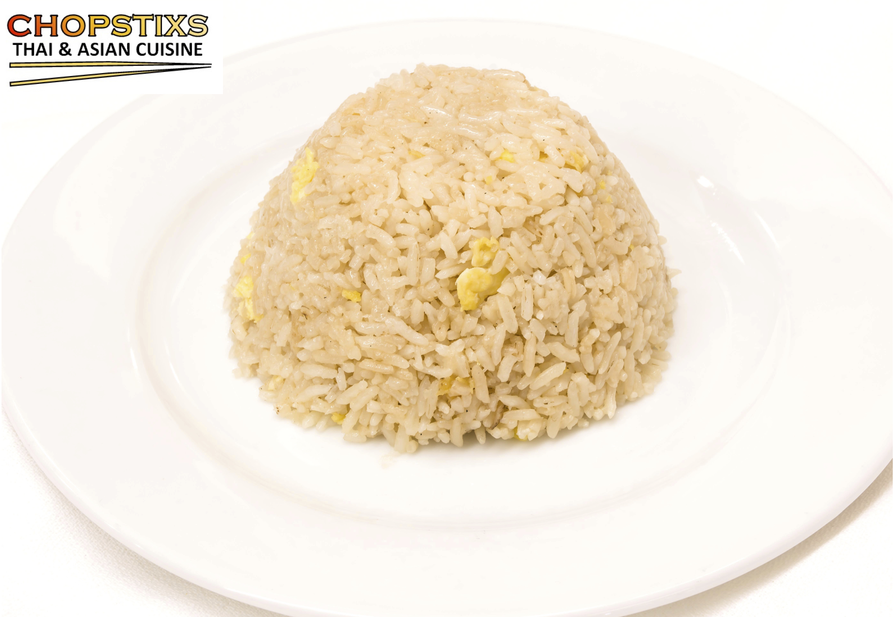 Plain Fried Rice