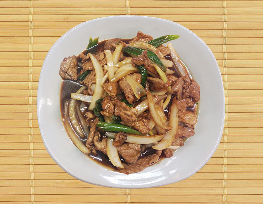 Mongolian Beef Image