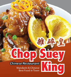 Chop Suey King - Chicago