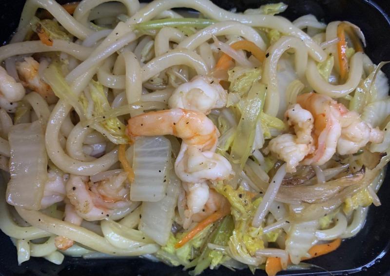 Stir Fried Udon Image