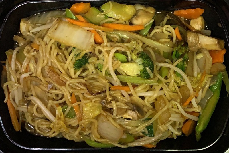 Stir Fried Soba