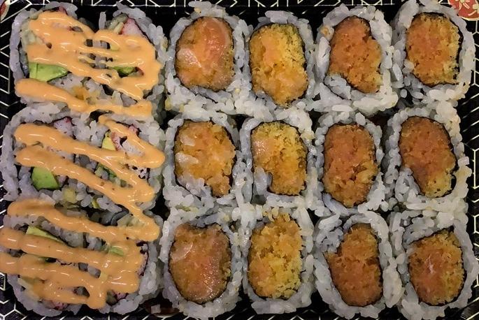 Spicy Maki Combo Image