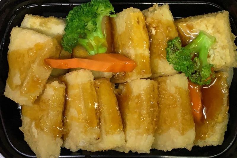 Tofu Teriyaki Image