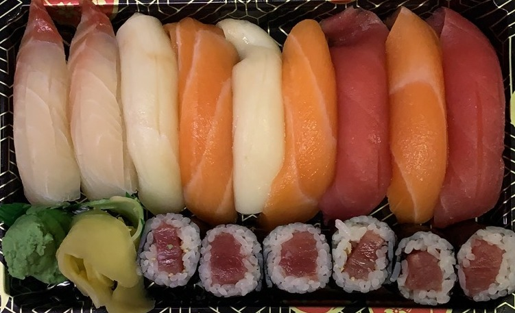Sushi Deluxe Image