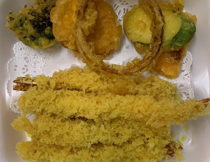 Shrimp & Chicken Tempura Image