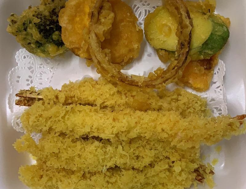Shrimp & Chicken Tempura Image