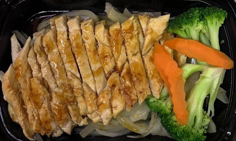 Chicken Teriyaki Image