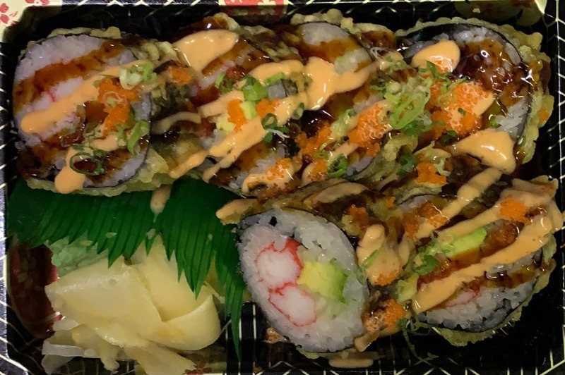 California Special Roll Image