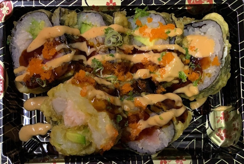 Godzilla Roll Image