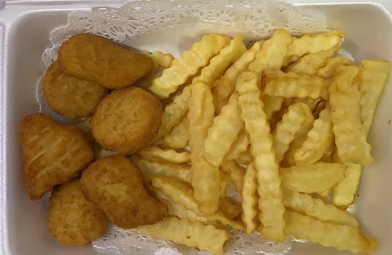 Kid's Chicken Nugget Image