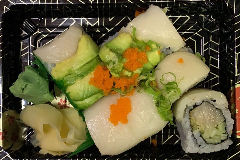 Mouth Watering Roll Image