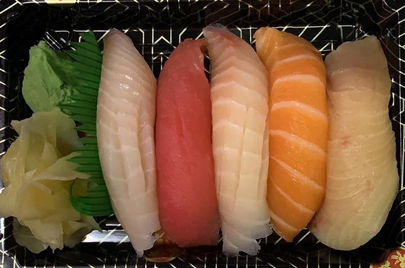 Sushi Appetizer Image