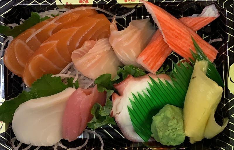 Sashimi Appetizer Image