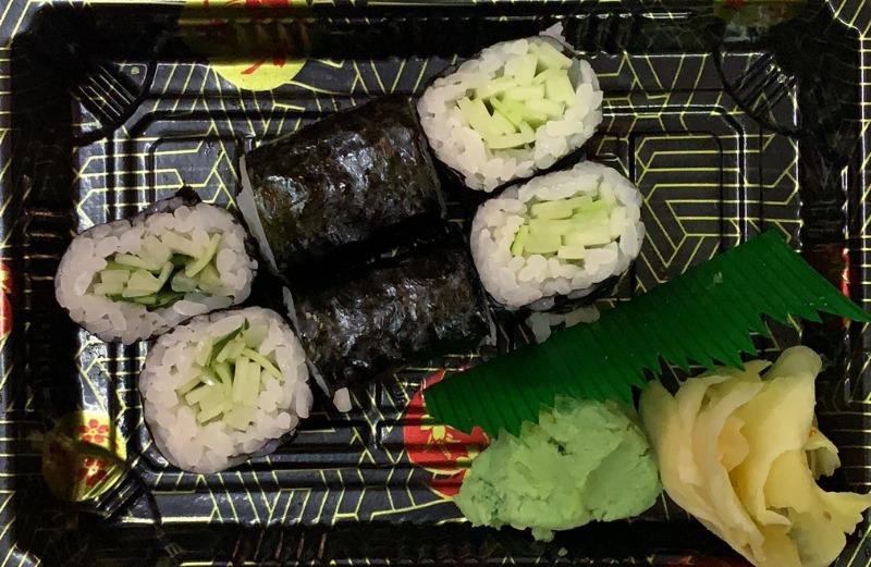 Cucumber Roll Image
