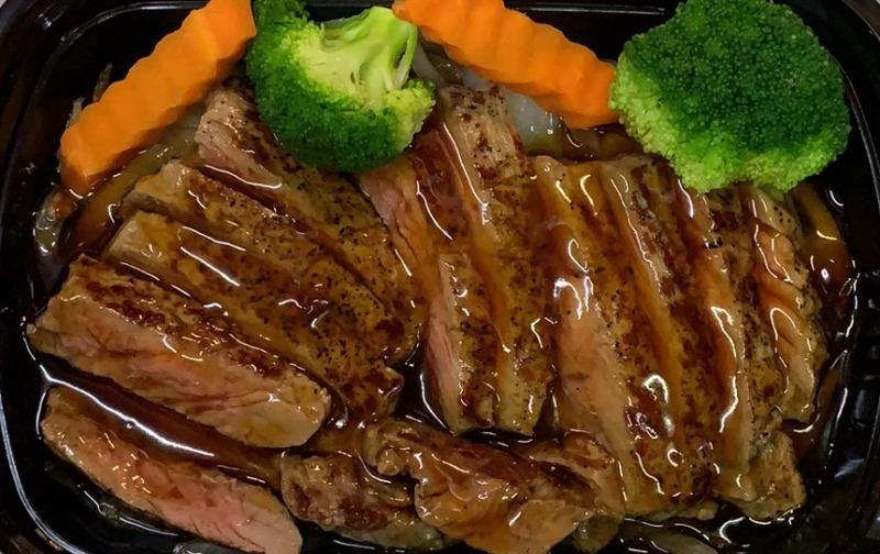 Steak Teriyaki Image