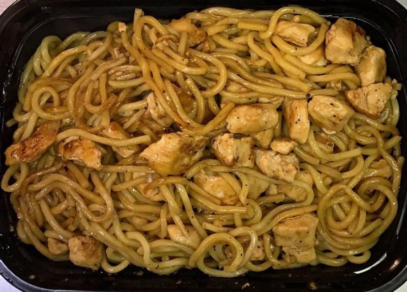 Hibachi Noodles Image