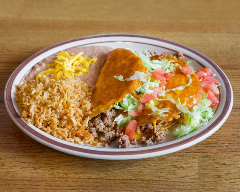 Burnt Tacos Image