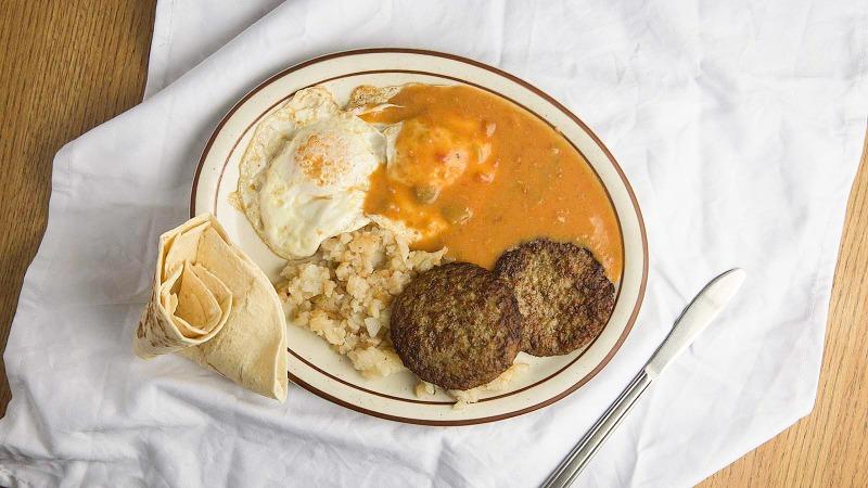 Southwest Breakfast Image