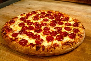 Create Your Own Pizza Image