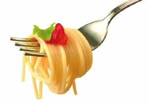 Spaghetti with Marinara Sauce Image