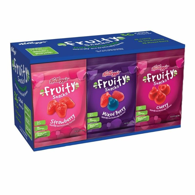 Fruity Snacks Image