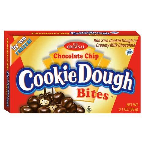 Chocolate Chip Cookie Dough Bites Image