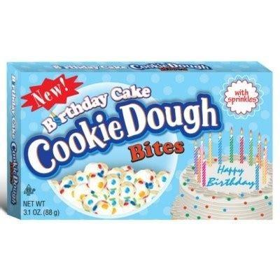 Birthday Cake Cookie Dough Bites Image