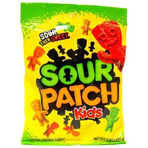 Sour Patch Kids Image