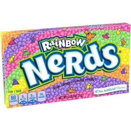 Rainbow Nerds Image