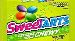 Sweetart Extreme Sour Chewy Image