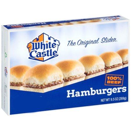 White Castle Hamburgers Image