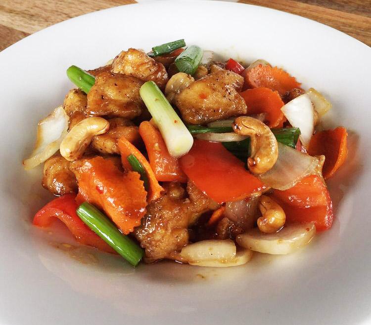 Chicken Cashew Nut Image