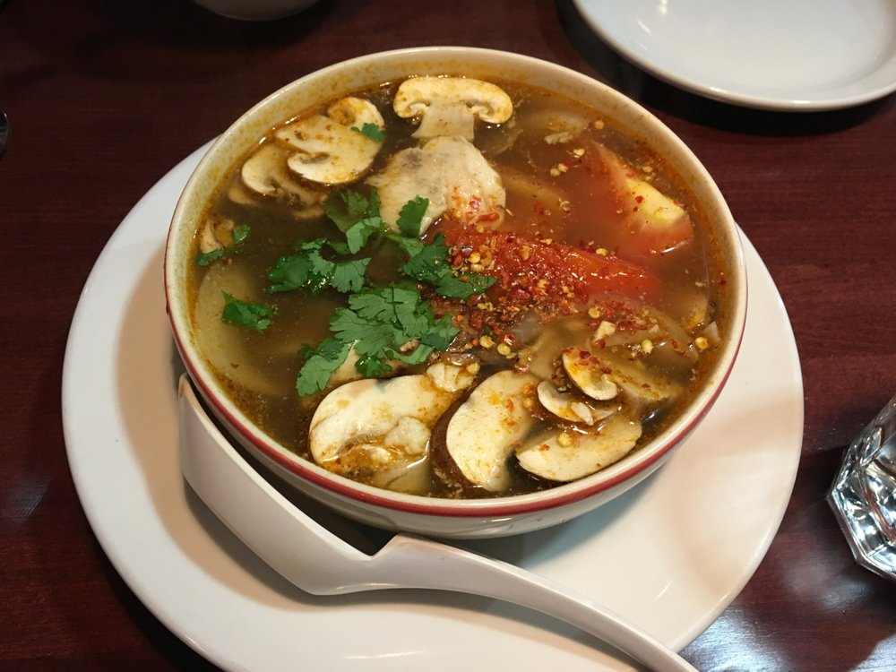 Tom Yum Soup Image