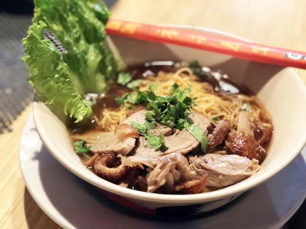 Duck Noodle Soup Image