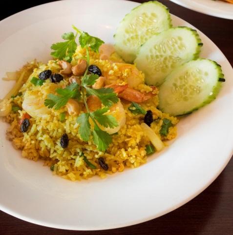 Pineapple Fried Rice Image