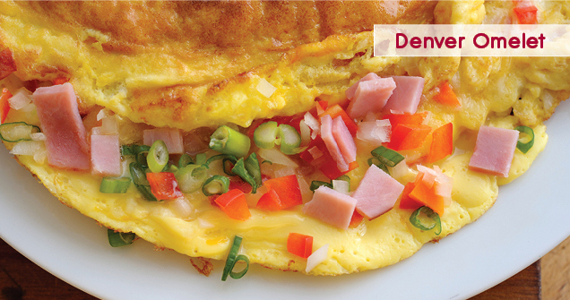 Omelets and More